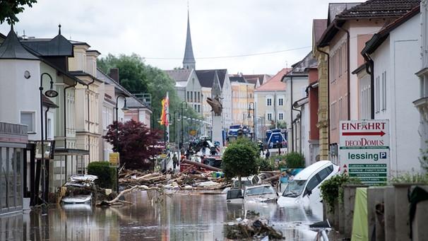 Endlich Zwei Jahre Nach Der Flut Bald Beginnt Der Hochwasserschutz