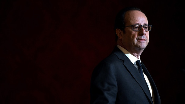 Portrait: François Hollande | Bild: picture-alliance/dpa