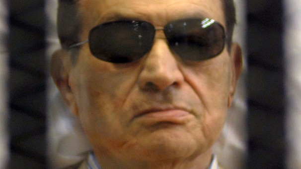 Husni Mubarak | Bild: picture-alliance/dpa