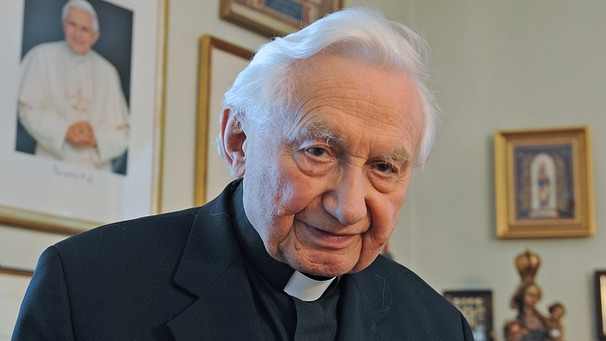 Georg Ratzinger | Bild: picture-alliance/dpa/Armin Weigel