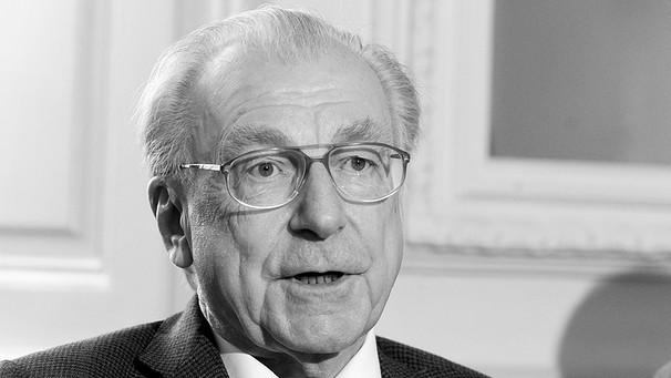 Nachruf Auf Lothar Spath Ministerprasident Cleverle Und Wirtschaftsfuhrer Br24 Br De