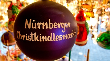 Nürnberger Christkindlesmarkt 2012 | Bild: picture-alliance/dpa