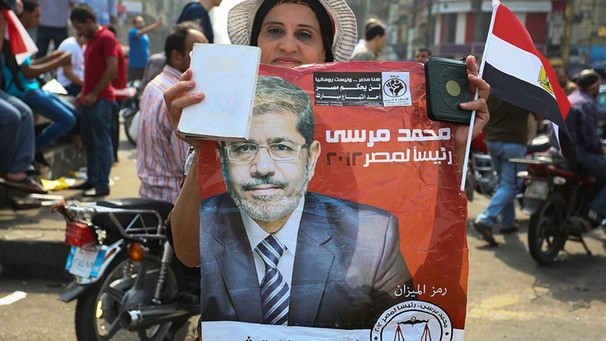 Mohammed Mursi | Bild: picture-alliance/dpa