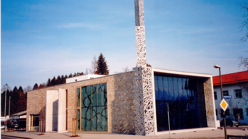 Penzberg moschee der moderne themen for Moderne hotels deutschland