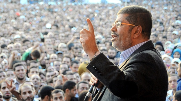 Mursi | Bild: picture-alliance/dpa