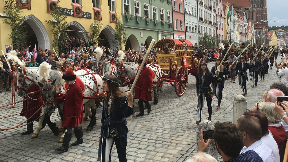 Image Result For Bilder Landshuter Hochzeit
