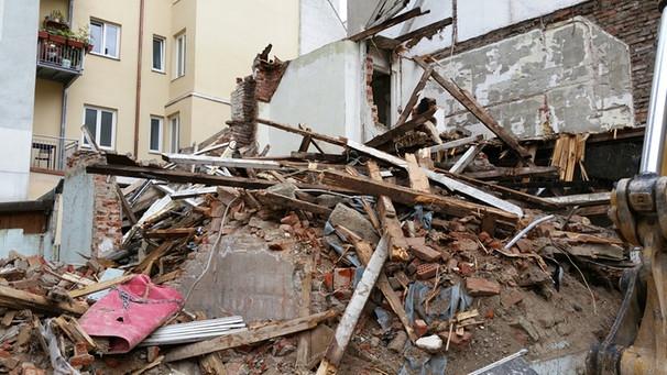 Wilder Westen In Giesing Illegaler Abriss Von Baudenkmal Erhitzt