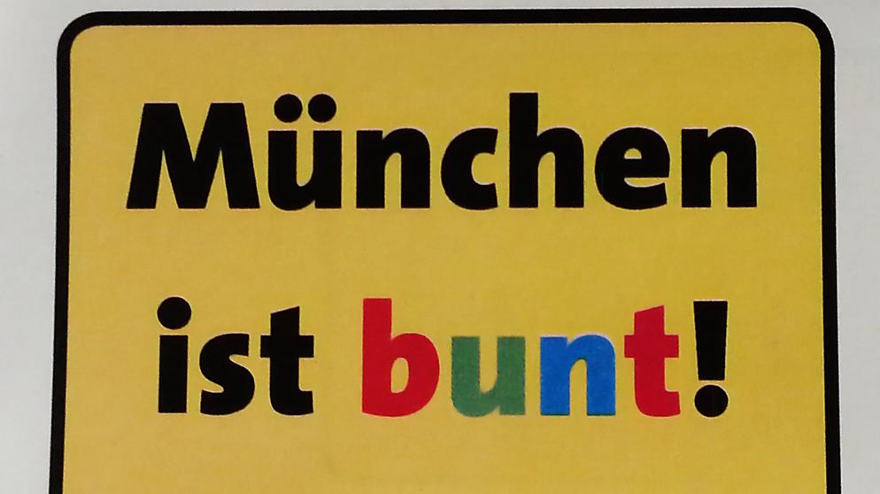 Montagsdemos in München: Zehnmal so viele Bagida-Gegner angekündigt - Bayerischer Rundfunk