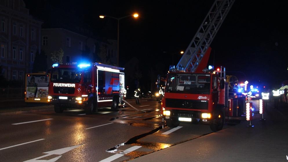Regensburg Feuer