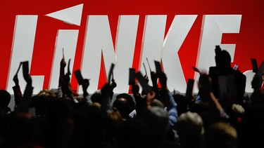 Symbolbild: Die Linke | Bild: picture-alliance/dpa