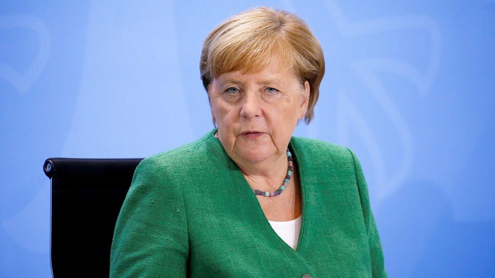 Merkel Pressekonferenz Fernsehen