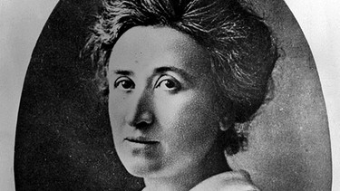 Rosa Luxemburg | Bild: picture-alliance/dpa