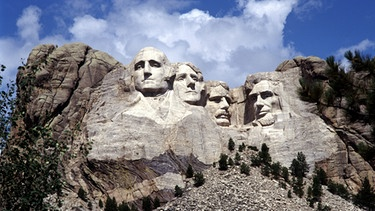 Mount Rushmore | Bild: picture-alliance/dpa