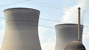 Atomkraftwerk Gundremmingen | Bild: picture-alliance/dpa