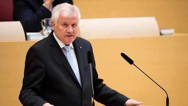 Ministerpräsident Seehofer | Bild: picture-alliance/dpa