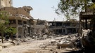 Ruinen in Syrien | Bild: picture-alliance/dpa