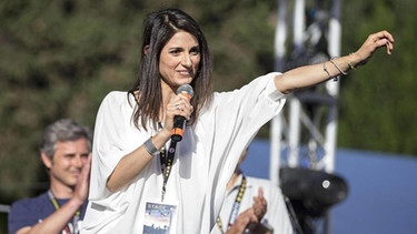 Virginia Raggi | Bild: picture-alliance/dpa