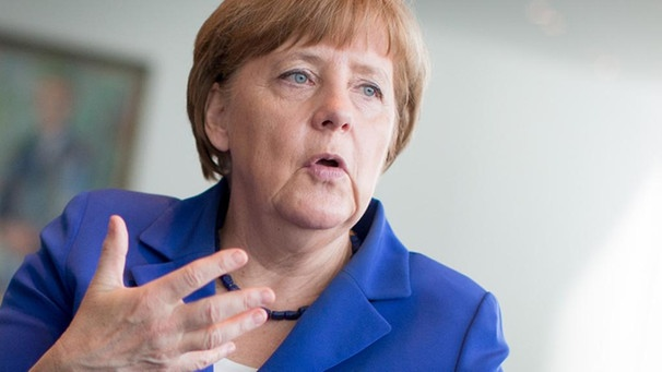 Angela Merkel | Bild: picture-alliance/dpa