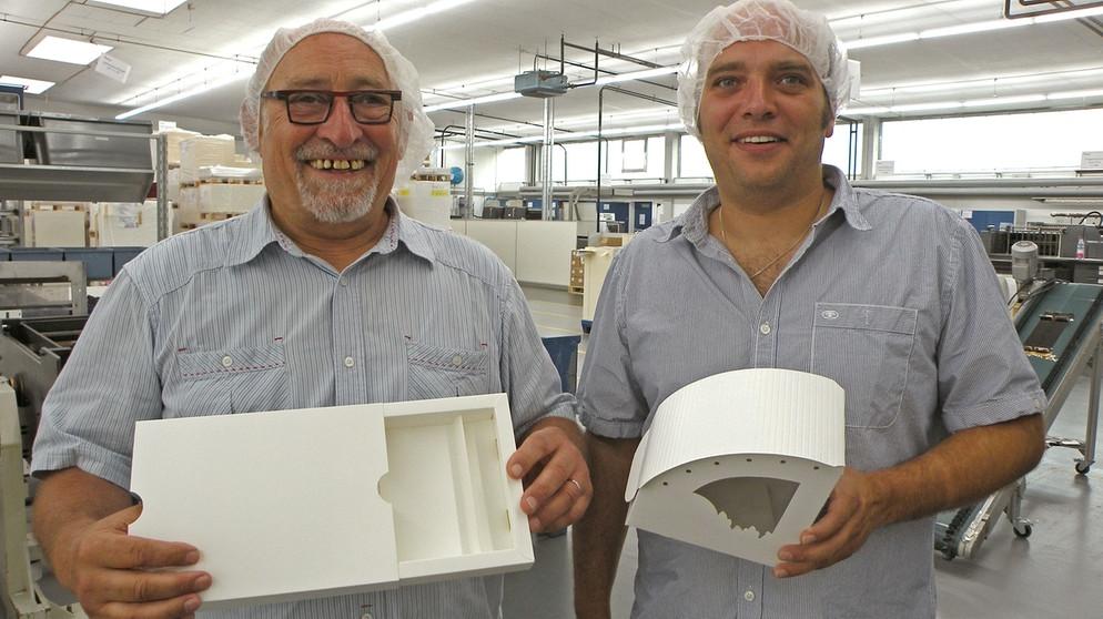 100 jahre firma spiegel verpackungsprofis aus h chberg for Firma spiegel