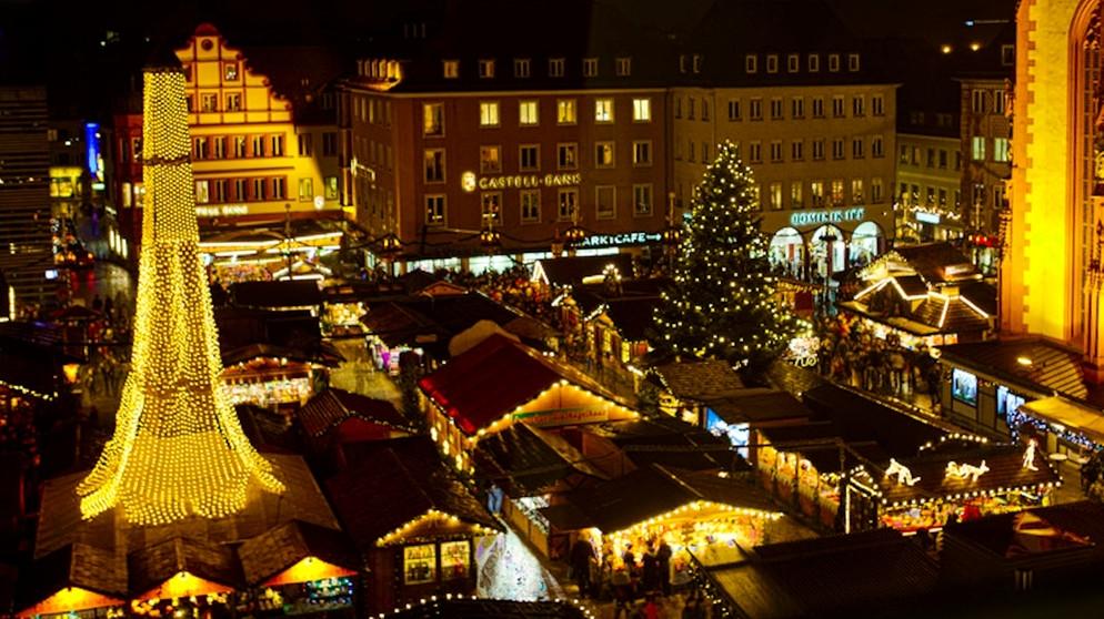 weihnachtsm rkte in franken weihnachtsmarkt in w rzburg. Black Bedroom Furniture Sets. Home Design Ideas