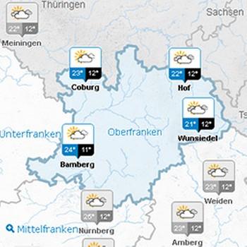 Karte Oberbayern Regionen.Wetterstationen Warum Fehlt Meine Stadt In Der Karte