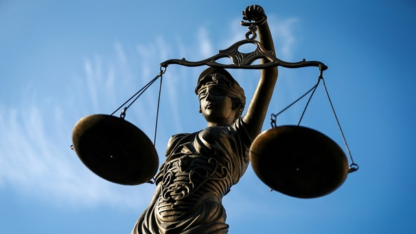 Symbolbild: Justitia | Bild: picture-alliance/dpa