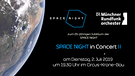 Plakat zu Space Night in Concert II | Bild: BR