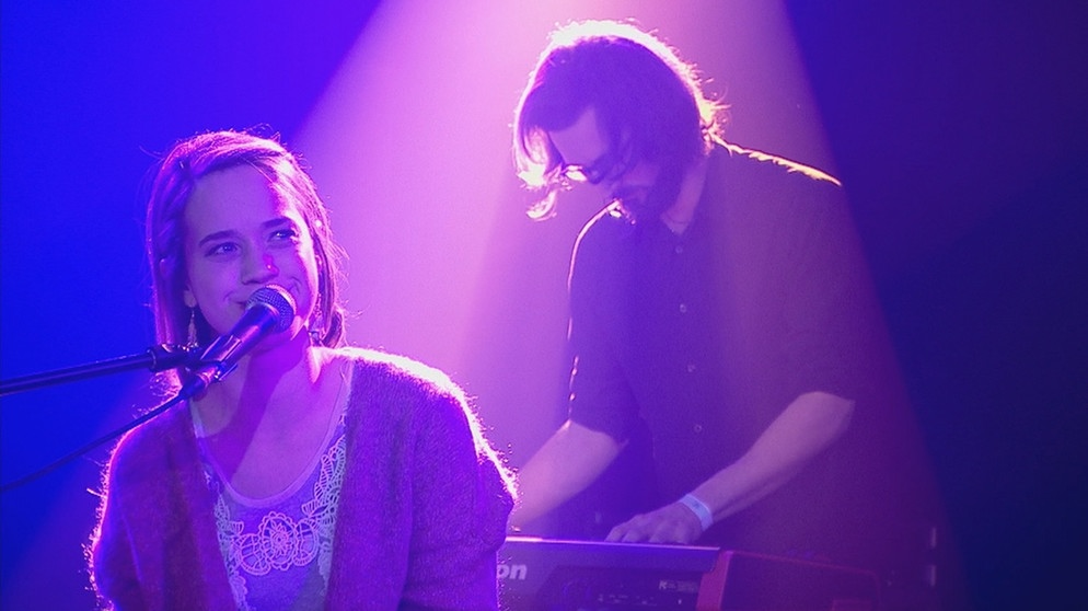 Lilly Among Clouds live @ PULS Festival 2015 | Bild: BR