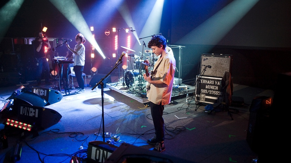 on3-Festival 2012, Micachu & The Shapes | Bild: Hannes Rohrer