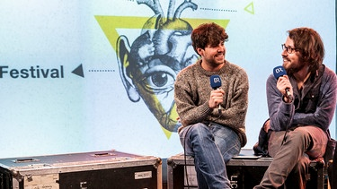 The Dope Interview on3-Festival | Bild: BR (Matthias Kestel)