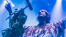 Crystal Fighters beim PULS Open Air 2016 auf der Kugelbühne | Bild: BR/Steffi Rettinger