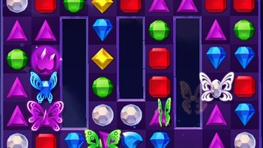 Handy-Game Bejeweled Stars | Bild: Electronic Arts