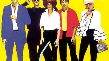 "Albumcover ""The B-52's"" 