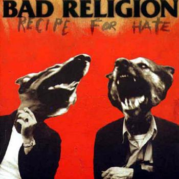 Bad Religion - Recipe For Hate | Bild: SPV / Epitaph