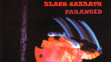 "Cover von ""Paranoid"" von Black Sabbath  