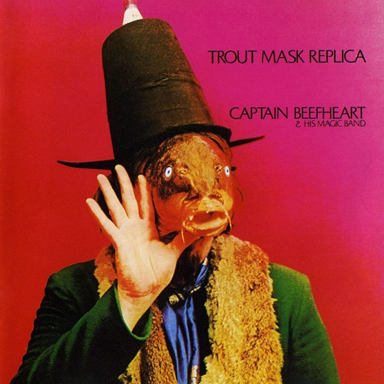 Ruhmeshalle: Captain Beefheart - Trout Mask Replica | Ruhmeshalle | Musik |  PULS