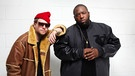 Killer Mike und El-P // Run The Jewels | Bild: Ninja Tunes