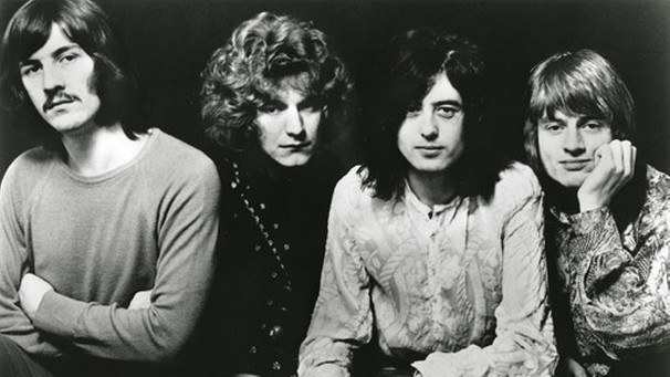 Led Zeppelin | Bild: Rhino / Warner Music Group