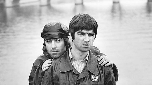 Liam und Noel Gallagher von Oasis | Bild: Sony