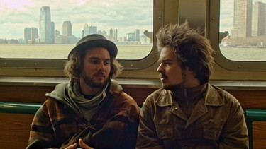 Milky Chance in New York | Bild: BR