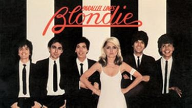 "Blondie: Album ""Parallel Lines"" von 1978 