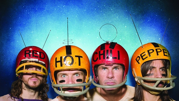 Red Hot Chili Peppers | Bild: Warner Music