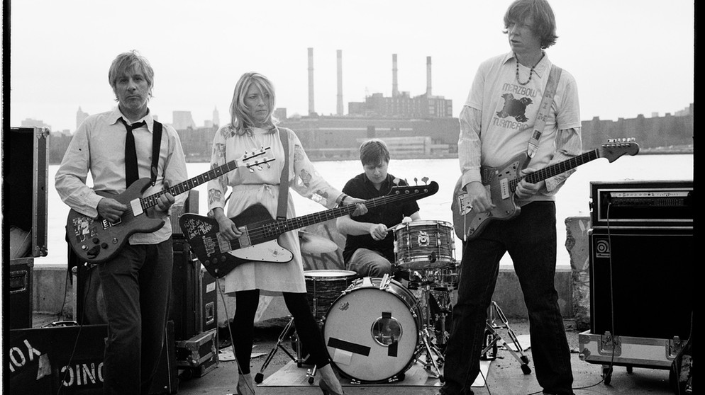 Sonic Youth | Bild: Universal
