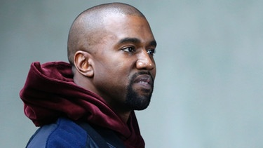 Kanye West Fashion Week Paris | Bild: picture-alliance/dpa