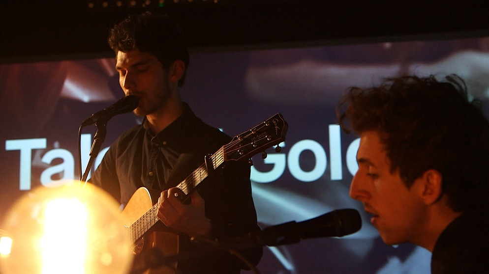 A Tale Of Golden Keys - In The End (PULS Live Session) | Bild: BR
