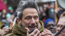 Ad Rock Ansprach in Adam Yauch Park | Bild: picture-alliance/dpa