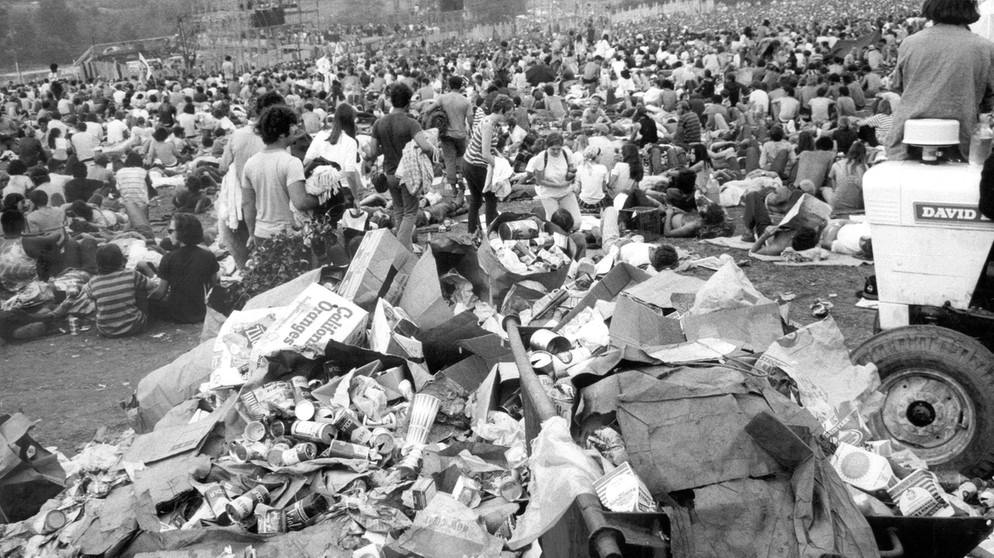 Hypologie: Woodstock | Bild: picture-alliance/dpa