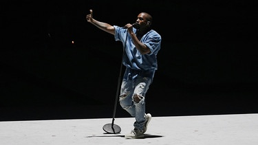 Kanye West | Bild: picture-alliance/dpa