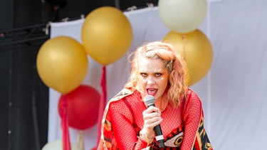 Kate Nash | Bild: picture-alliance/dpa