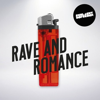 "Cover des neuen Schlachthofbronx-Albums ""Rave and Romance"" 